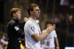 EHF-Cup FUECHSE Berlin vs Gyöngyös KK, am 29.09.20, in Berlin (MAX-SCHMELING-HALLE), Germany, FOTO LAECHLER